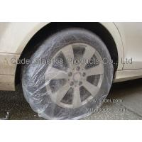 Quality Disposable PE Tyre Cover wholesale