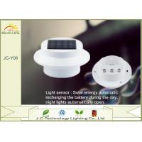 Quality Small 21LM landscaping Solar LED Wall Light With 1.2V 120mAh AA Ni-MH Battery wholesale