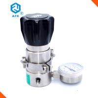 China RW72 High Pressure 6000PSI Stainless Steel Back Pressure Regulator for Water Industry on sale