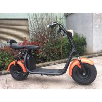 Quality 1000W CE and RoHS aproved electric scooter with removeable lithium battery wholesale