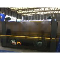 Quality Construction Oil Heating Textile Stenter Machine Horizontal Roller Chain Transmission wholesale