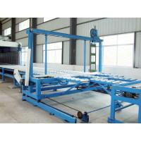 Quality Automatic Polyurethane Sponge Making Machine Line With Siemens Inverter wholesale