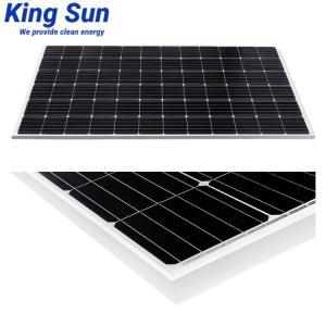 China 165W 18V Mini Solar Panel , Flexible Monocrystalline Solar Panel on sale
