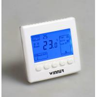 Quality AC220V 3 Speed High/Med/Low 3 Mode Heat/Cool/Air Control Digital Room Thermostat wholesale