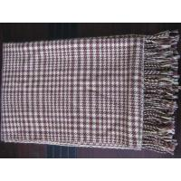 Plover woven jacquard scarf