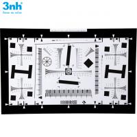 Cheap ISO 12233 Camera Test Chart Resolution Test Chart 2000 lines 1X (20x35.6 cm)NQ-10-100A for Iphone Camera 5MP pixel for sale