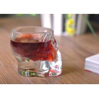 Quality Stemless Lead Free Cut Glass Shot Glasses 65ml Glassware For Bar Party wholesale