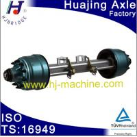 Quality 11T American type axle for trailer wholesale