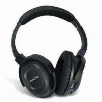 Quality Noise Canceling Headphones with 100mW Power Output/20dB Noise Reduction/40mm Speaker for Aviation wholesale