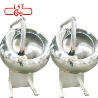 Quality SSS304 Material Chocolate Panning Machine With Speed - Adjustable Motor wholesale