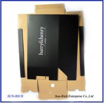 Quality Custom Design Printed Corrugated Paper Shoe Box wholesale