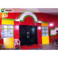 Quality High Performance 7D Movie Theater For Removable Cabin Custom In Attractions wholesale