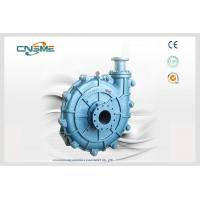 Quality 100ZGB Horizontal Centrifugal Slurry Pump With Power Plant Features wholesale
