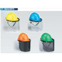 Quality Safety FACESHIELDS material PC or CA certificate CE & ANSI wholesale