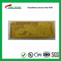 Cheap Printed Circuit Board Manufacturing Securit And Protection With 1L FR4 2.35MM HASL for sale
