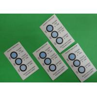 Quality Reversible 3 Dots Humidity Indicating Cards Blotting Paper Ingredient For Bulk Packaging wholesale