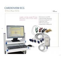 Quality 12 Channel ECG Machine Digital EKG for Windows Connective By USB cable Function on Grey Recorder wholesale