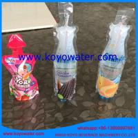 Quality KOYO production forming bag water/juice filling sealing machine for soft drinks beverage packaging wholesale