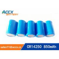 Quality lithium battery cr14250 1/2aa 3.0v 850mAh wholesale