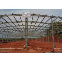 Quality Low Cost Quick Build Prefabricated Steel Structure Warehouse for Sale wholesale