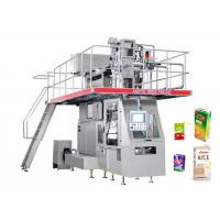 Quality 6000Pcs Per Aseptic Carton Beverage Filling Line For Beverage Brick Packaging 125-330ml wholesale