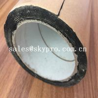 Quality Strong Adhesive Kraft Paper Butyl Rubber Sheeting Roll Sound Absorbing Damping wholesale