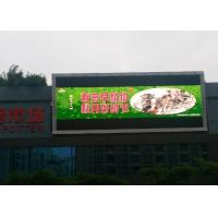 Billboard Advertisements with Digital Out of Home PH10 LED Display