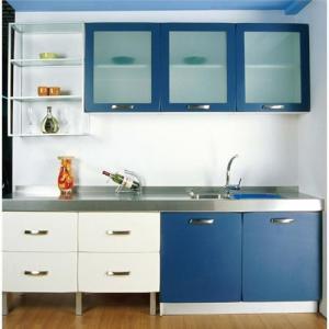 China MFC Kitchen cabinet on sale