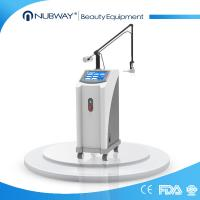 Quality 10600nm High power 40W fractional co2 rf laser beauty equipment wholesale