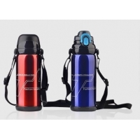 Quality BPA Free Reusable SUS 201 Thermos Vacuum Insulated Bottle wholesale