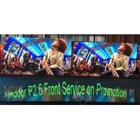 Buy cheap PROMOTION Super HD Indoor Advertising LED Display ScreenPitch 2.5mm 3 Years Warranty from wholesalers