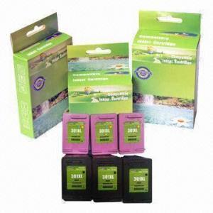 China Compatible HP 301XL Black Ink Cartridge, 301XL/HP 301/HP301/hp 301XL/301BK/Inkjet Cartridge on sale