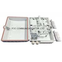Quality Indoor / Outdoor Distribution Box ABS Housing For Optical Splitter Module wholesale