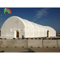 Buy cheap White Giant Inflatable Lawn Tent With Door For Outdoor Events Amusement Park from wholesalers