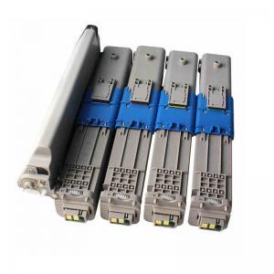 Quality Remanufactured for OKI TNR-C4HK3/ TNR-C4HY3/ TNR-C4HM3/ TNR-C4HC3 Color Toner Cartridges wholesale