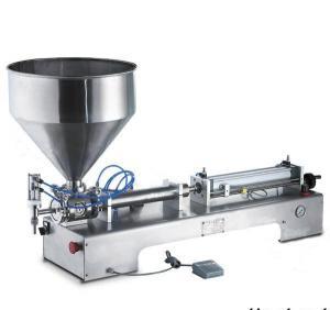 Quality Semi-Automatic Ointment Filling Machine wholesale