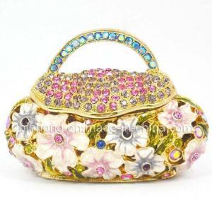 China Handbag Jewelry Box, Handbag Trinket Box (JOS-009) on sale