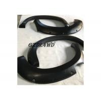 Quality ABS Plastic Pickup Fender Flares Car Body Parts Textured Black For Isuzu D Max 2013 wholesale