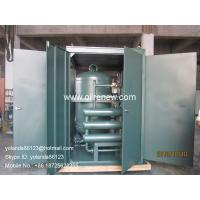 Quality Online Transformer oil filtraiton | Dielectric system maintenance | Oil Purifying Machine wholesale