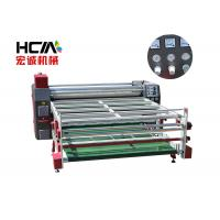 Quality 1.9 m Roller sublimation heat press transfer machine , printing speed 100-200 m / h wholesale