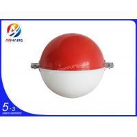 Quality ICAO Aerial marker ball for transmission line/Power Line Markers/aircraft warning marker wholesale