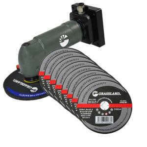 Quality 230 X 1.9 X 22.23mm 9 Inch Angle Grinder Discs Black Abrasive Aluminum Oxide wholesale
