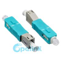 Quality LC-SC Female To Male Fiber Optic Adapter PC Mating Type For Optical Fiber LAN wholesale