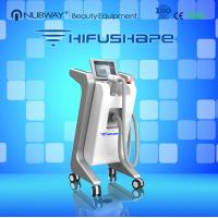 China 2015 hifu body shaping focused ultrasound cavitation slimming machine hifu nubway on sale