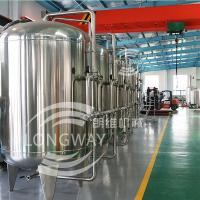 Quality RO water treatment system / water filtration plant /Ro Drinking water filter /China Longway filling water purifier wholesale