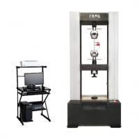 China WDW-50E Electronic Universal Testing Machine 50Kn Tensile Strength Testing Machine 5 Ton on sale