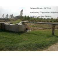 Quality Fanless Solar Panel Water Pump Kits , Solar Powered Agricultural Water Pumping System wholesale