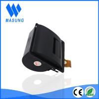 China Small order accepted Mini 58mm Panel Mount Printers Dust proof and water proof on sale