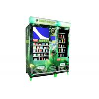 Quality Dual Screens Pharmacy Medicine Auto Vending Machine With Big Capacity And Credit Card Payment Function wholesale