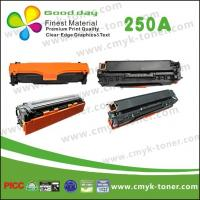 China CE250A Black HP Color Laserjet Print Cartridge CM3530 CP3525N / DN on sale